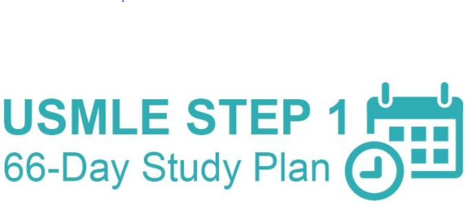 2018 USMLE Step 1 66-Day Study Plan - Anatomy - Medbullets